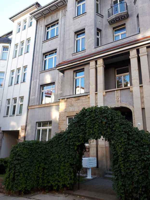 Wohnen auf dem Kaßberg - Große, helle 2-Raum mit Balkon